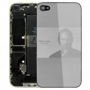 iPhone 4 Bakstycke Steve Jobs (To Live)