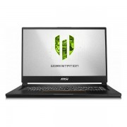 """Notebook MSI WS65 9TL-816ES 15,6"""" i7-9750H 32 GB RAM 1 TB SSD Negru"""