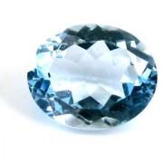 10.05 Ratti IGL Certified Blue Topaz Nice Oval cut - Ceylon Sapphire