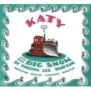 Katy and the Big Snow [With CD (Audio)], Paperback