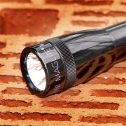 Practical torch Mini-Maglite, black