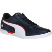 Puma BMW MS MCH Lo Casuals For Men(Blue)