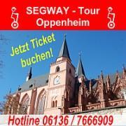 Tour Gutschein Oppenheim