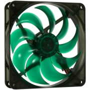Ventilator Nanoxia DEEP SILENCE 140 MM PWM - 1400 RPM PWM, 140 mm, 700 rpm, 1400 rpm, 76.5 CFM