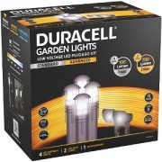 Duracell Low Voltage LED Pathway Lighting Kit (LV8501ORBT-DU-UK)