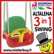 ALTALENA con CORDE 3 in 1 ANDRONI