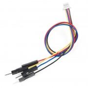 Cablu cu Mufa 4-JST si 4 Pini Tata