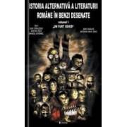 Istoria alternativa a literaturii romane in benzi desenate - Luca Dinulescu Razvan Bica