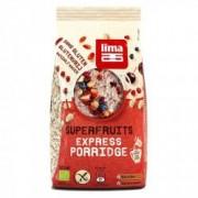 Porridge Express cu superfructe fara gluten bio 350g