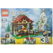 Lego Mountain Hut 31025