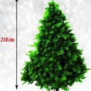 Ekstra gusta novogodišnja jelka Norway Spruce 210 cm