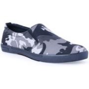 Shoe Bazzar Mens Black Casual Shoes Casuals For Men(Black, White)