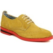 Bruno Manetti 9031 Corporate Casuals For Women(Yellow)