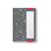 AGENDA LEGO GRI - LEGO (51524)