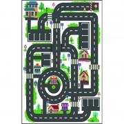 Dy Da Dos Alfombra de juego ciudad 120x78