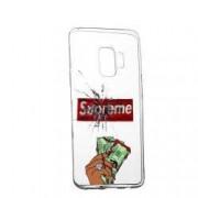 Husa de protectie Supreme Money Samsung Galaxy S9 Plus rez. la uzura Silicon 257