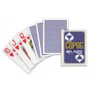 Copag Jumbo Face plasztik póker kártya