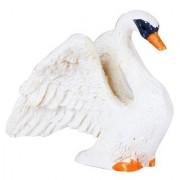 Wonderlnad Miniature fairy garden Swan(4 x 3 x 3 cm)
