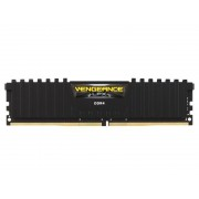 CORSAIR DDR4 8GB 3000MHz Ven VengeanceLPX blk (CMK8GX4M1D3000C16)