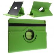 Bolsa em Pele Rotativa para iPad Air 2 - Verde