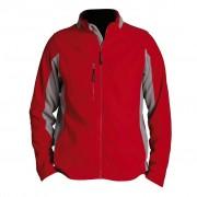 SOL's SOLS Mens Nordic Full Zip Contrast Fleece Jacket Black/Medium...