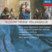 Unknown Rossini - Messe Solennelle - Klassiek - CD