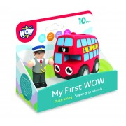 My First WOW- Red Bus Basil