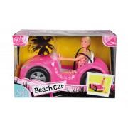 Steffi lutka i njezin auto za plažu