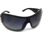 D&G Round Sunglasses(Black)