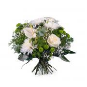 Interflora Ramo Primaveril com Anthuriuns e Rosas