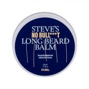 Steve´s No Bull***t Long Beard Balm cera per la barba 50 ml uomo