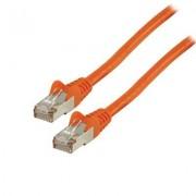 Valueline FTP CAT6 oranje 0,5m
