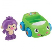 Fisher-Price Laugh & Learn Monkeys Learning Car