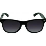 SPY RAYS COLLECTION Wayfarer Sunglasses(Black)