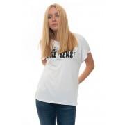 Guess T-shirt Bianco Viscosa Donna