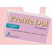 Abi Pharmaceutical Premedol 30 Compresse - Integratore Per Il Periodo Premestruale