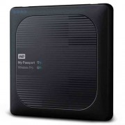 Western Digital Externe Festplatte USB 3.0 Wi-Fi My Passport Wireless Pro 4 TB