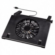 HAMA postolje za laptop sa ventilatorom CARBON LOOK (54116)