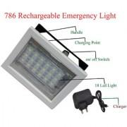 Black Cat 12W Emergency Light 786 Multicolour - Pack of 1