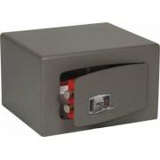 Bútorszéf,kulcsos zár, 19 l, 220x350x300 mm, TECHNOMAX SMKO 3 (USZSMKO3)