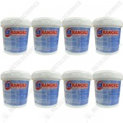 Pachet 8 bucati - Vopsea lavabila, ECO Rangriz, Anti-mucegai, Interior, 1L