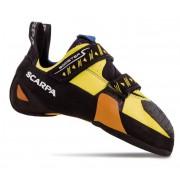 Scarpa Booster S - scarpette da arrampicata - uomo - Yellow
