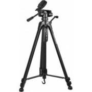 Trepied foto telescopic Weifeng WT-3540 universal 61-157 cm negru