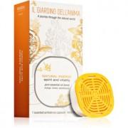 Mr & Mrs Fragrance Il Giardino Dell'Anima Natural Energy reumplere în aroma difuzoarelor capsule (Spirit and Vitality)