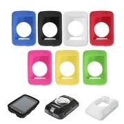 2.95x1.96inch Silicone Gel Skin Case Cover Fit for Garmin Edge 520 GPS Cycling Computer FS
