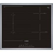 Bosch Pvs645fb5e Piano Cottura A Induzione 60 Cm 4 Zone Vetroceramica Nero