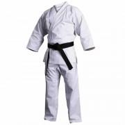 Kimono karate alb EvoGym ART, 140cm