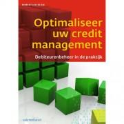 Controlling & auditing in de praktijk: Optimaliseer uw credit management - Robert Jan Blom