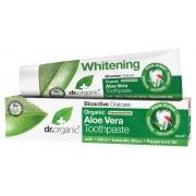 Organic Aloe Vera Toothpaste (Whitening) 100ml