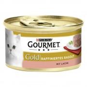 Gourmet Megapack Gold Tartelette 48 x 85 g - Buey